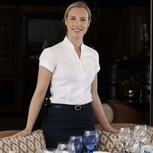 Yacht Chief Stewardess or Butler